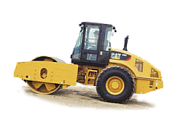 Каток Caterpillar CS663